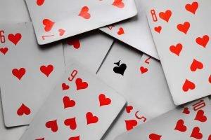 Dam kortspel